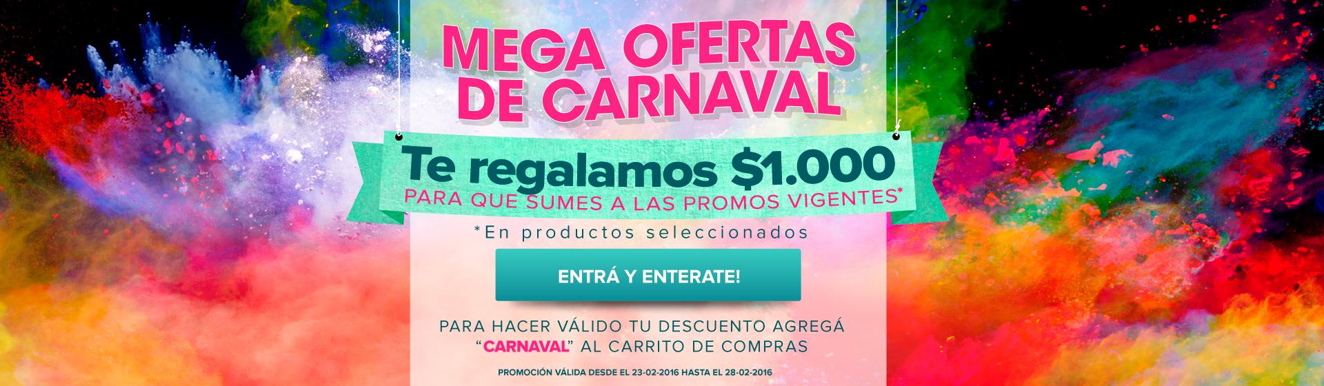 cupon Carnaval desktop