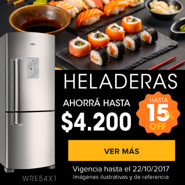 Heladeras cultura mobile