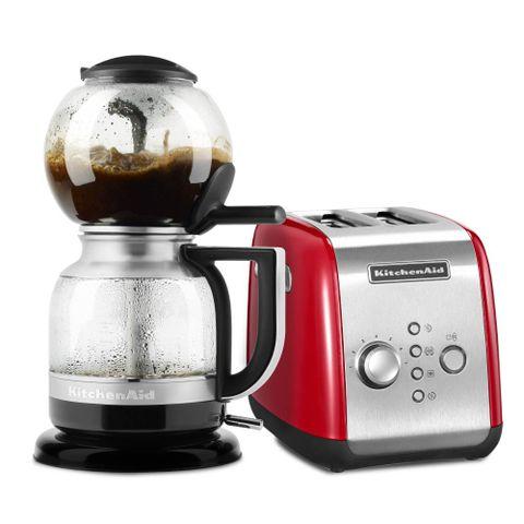 Cafetera--sifon---tostadora-Roja